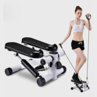 Free Installation Mute Hydraulic Stepper Step Aerobic Fitness Equipment Mini Exercise Stepper Fitness Equipment (10) 10mm NBR Yoga Mat