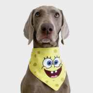 New Product Yellow Cartoon Cute Duck triangle scarf Pet Saliva Towel Dog bandana: Pet bandana & pet accessories New Product Yellow Cartoon Cute Duck triangle scarf Pet Saliva Towel
